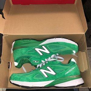 Green NB 990 ☘️